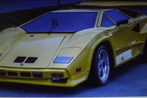 Lamborghini countach replica kit car