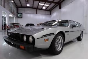 1975 LAMBORGHINI ESPADA SERIES III, 1 OF 120 PRODUCED FOR 1975! STUNNING!