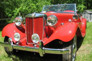 MG-TD 53 Excellent Condition. Looks and Runs Great