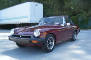 MG MIDGET , GREAT CONDITION Photo