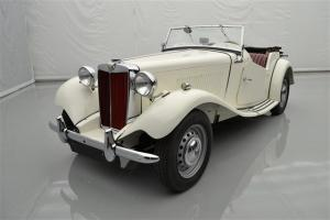 1952 Mg Td Midget Photo