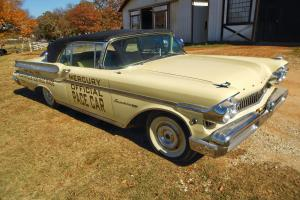 1957 Indy Turnpike Cruiser Pace Car Convertible