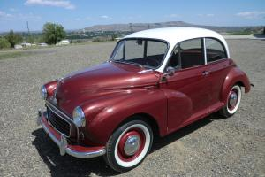 1958 Morris Minor 1000 NO RESERVE  Reliable Daily Driver