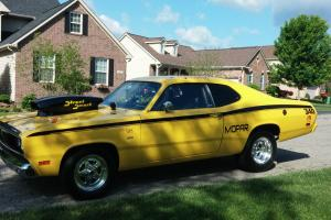 1970 Pro Street Plymouth Duster