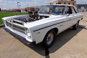 1965 Plymouth Belvedere II  572 nitrous