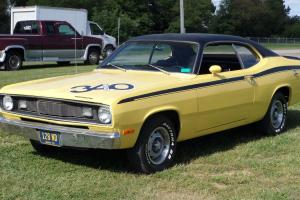 1972 PLYMOUTH DUSTER 340 LOOK-AFFORDABLE-RELIABLE MOPAR-SEE VIDEO-CRUISE NIGHT