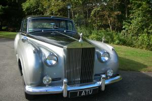 1956 Rolls Royce Silver Cloud 1 Photo