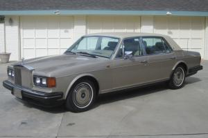 1989 Rolls-Royce Silver Spur 55k miles. Nice car. Ready to be driven and enjoyed