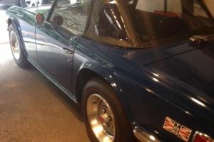 1976 Triumph TR 6 Photo