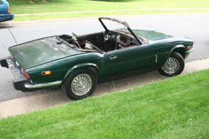 1978 Triumph Spitfire Base Convertible 2-Door 1.5L Photo