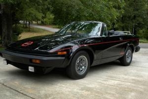1980 Triumph TR7 Spider Photo
