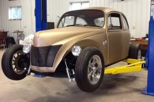 1969 VOLKWAGON BUG/ROD PROJECT ** BEETLE CLASSIC** RAT ROD** HOT ROD**