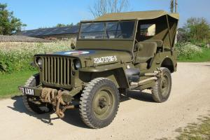 Jeep Willys 1944