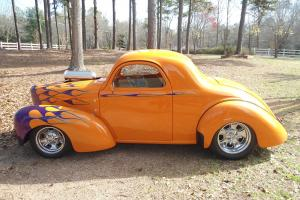 1941 Willys   Super FAST and Super Clean       Show Condition   Trophy Winner