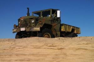 1970 Bobbed Deuce and a Half Military Truck