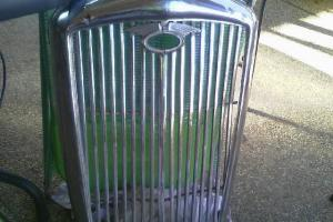 Rare Bentley Grille From 1920s Photo