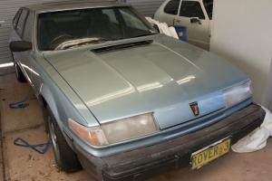 Rover SD1 3 5L Manual Restored IN 1997 Impact Bumpers in Whyalla Stuart, SA Photo