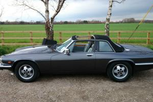 Jaguar XJ-SC Cabriolet V12 HE-1986 Photo