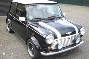 LHD MINI COOPER 1.3 BLACK-LEATHER-ALLOYS-SHIPPING ARRANGED Photo
