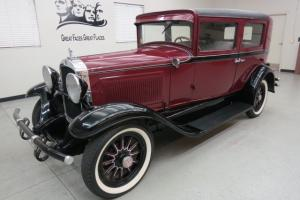 "1929 Willys - Overland Model 96-A ""Whippet"" Sedan. A 1974 restoration still very"