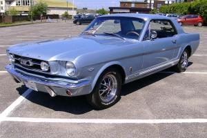 Once in a lifetime chance, unrestored 66 Ford Mustang GT Coupe just 39,600 miles