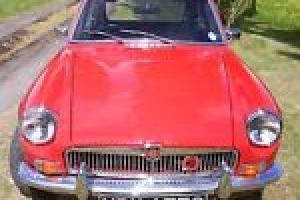 MGB GT Mk11 1969 Photo