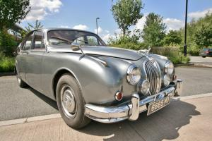 JAGUAR MK2 3.8 GREY Photo