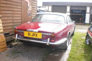 JAGUAR XJ12 5.3 COUPE, A FAST APPRECIATING CLASSIC CAR, Photo