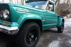 1966 Jeep Gladiator J2000 Thriftside Pick Up Truck Photo