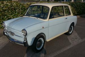 FIAT 500/BIANCHINA TWO OWNERS VERY GOOD CONDITION