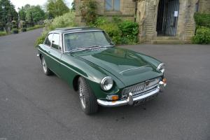 MGC GT 3 LITRE 1968 RESTORED - MANY NEW PARTS , RARE
