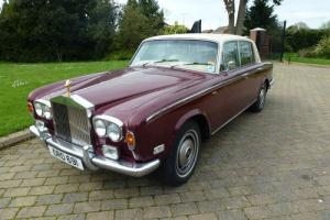ROLLS ROYCE SHADOW 1976. ONCE OWNED BY JIM DAVIDSON. Photo