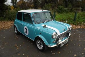 1996 Rover Mini Cooper Surf Blue with Lots of Extras Photo