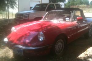 Red Graduate in excellent condition with only 21k original miles!