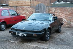 Triumph TR7 V8 Convertible Photo