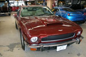 1977 Aston Martin V8 Coupe Photo