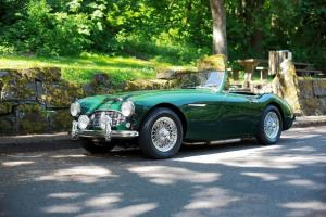 1961 Austin Healey 3000 BN7 - Fully Restored, Overdrive