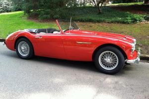 "1961 Austin Healey 3000 MkII. Excellent ""Big Healey"" SEE VIDEO Photo"