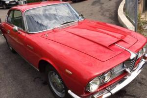 Alfa Romeo 2600 Sprint Project
