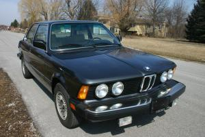 1983 BMW 320i E21 ORIGINAL LOW MILE SURVIVOR