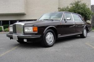 1986 BENTLEY MULSANNE L, LOADED WITH OPTIONS, JUST SERVICED