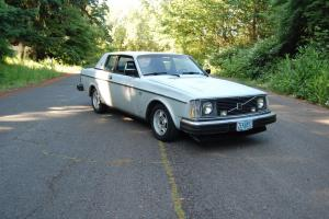 1979 Volvo 262 c Bertone coupe. Rare volvo with turbo motor