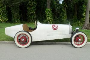 1929 Bugatti T-35 Racer Kit Car Replica on 1968 VW Chassis Roadster