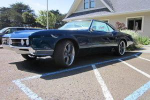 1967 Buick Riviera THE luxury muscle car