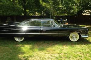 1959 Cadillac 6200 sedan original miles and car ,NC car