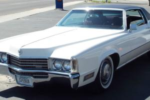 1970 Cadillac ElDorado Coupe  Survivor All Original