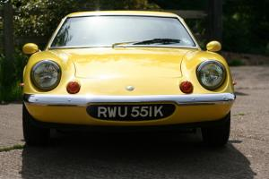 1972 Lotus Europa Twin Cam Photo