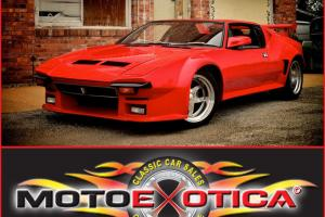 1971 De Tomaso Pantera - GT5 Wide Body! - 351 Cleveland! - ZF 5-Speed - Video!