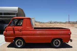 1966 DODGE A100 PICKUP RARE 318CI. CALIFORNIA CAR RUNS GREAT, LOOKS GREAT!!! for Sale