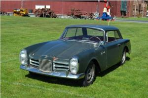 1964 Facel Vega Facel III - Incredible, Unrestored, Rare and Original Facel III!